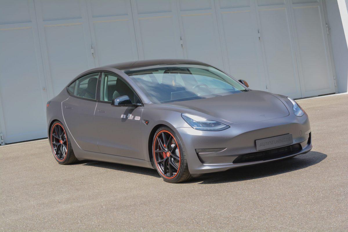 Tesla Model 3 Versicherung