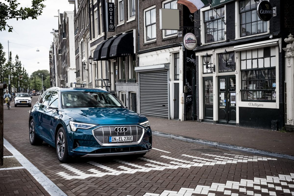 Audi e-tron KFZ-Versicherung