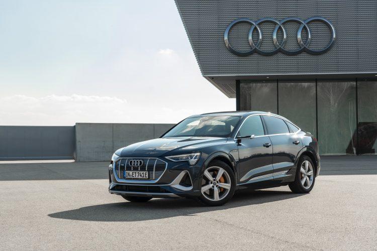 Audi e-tron Sportback Versicherung