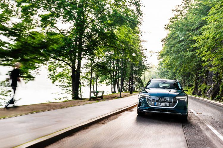e-tron von Audi