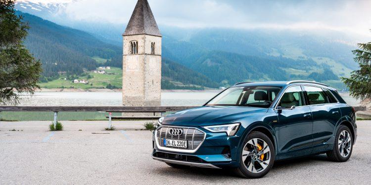 Audi e-tron Kredit
