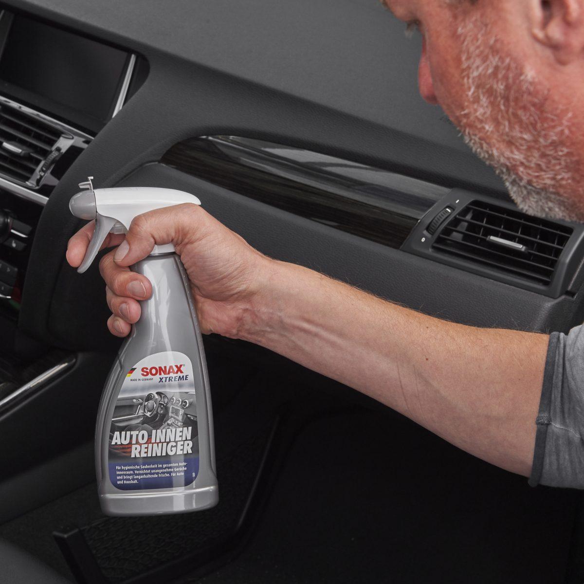 Elektroauto richtig reinigen und desinfizieren