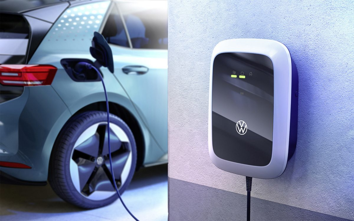 VW ID.Charger Wallbox