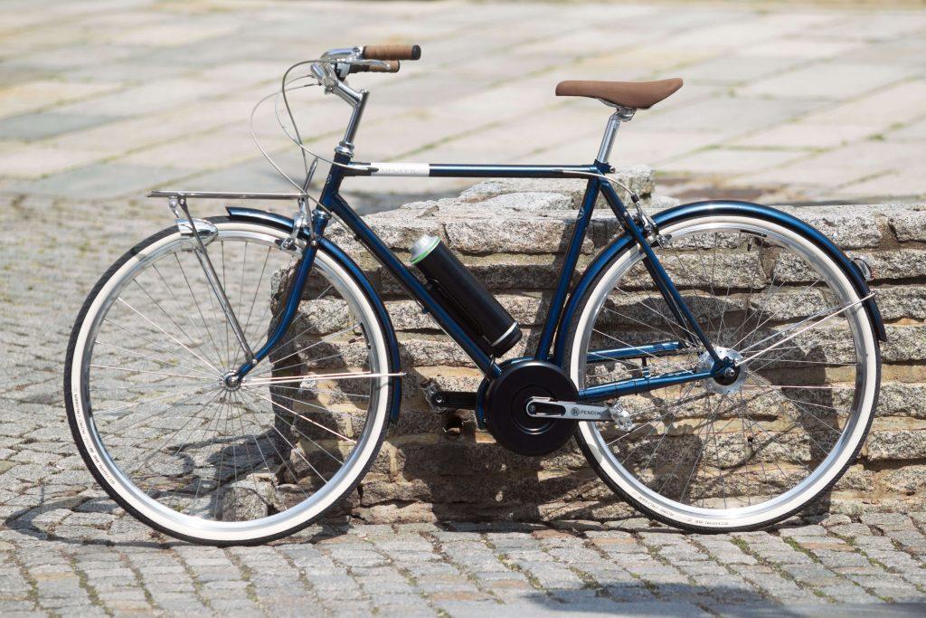 Fahrrad umrüsten