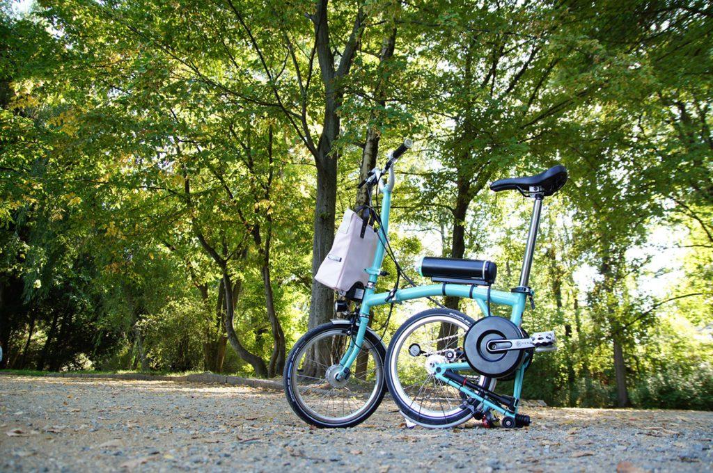 Fahrrad zum E-Bike
