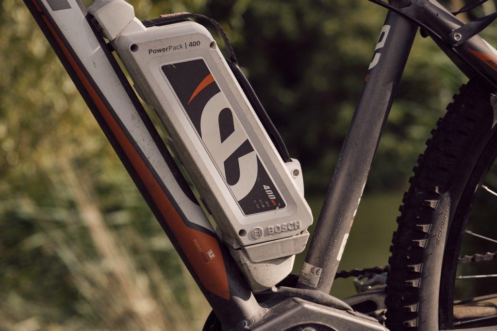 bosch e-bike zweitakku