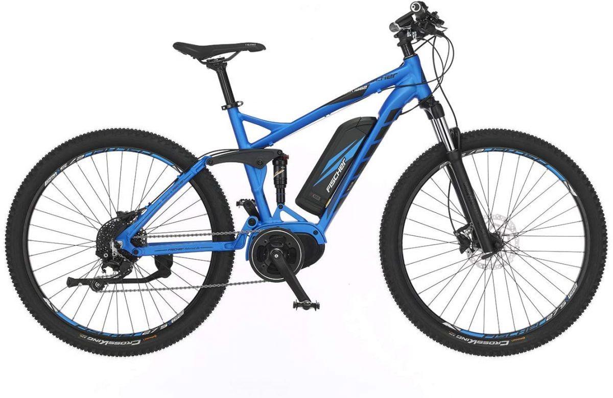 E-Mountainbike Fully