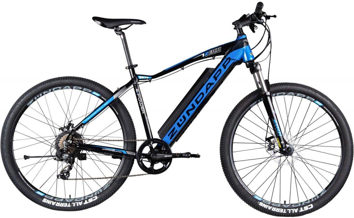 E-Mountainbike Hardtail