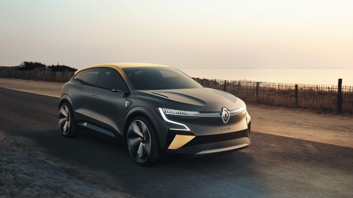 Renault Mégane Elektro