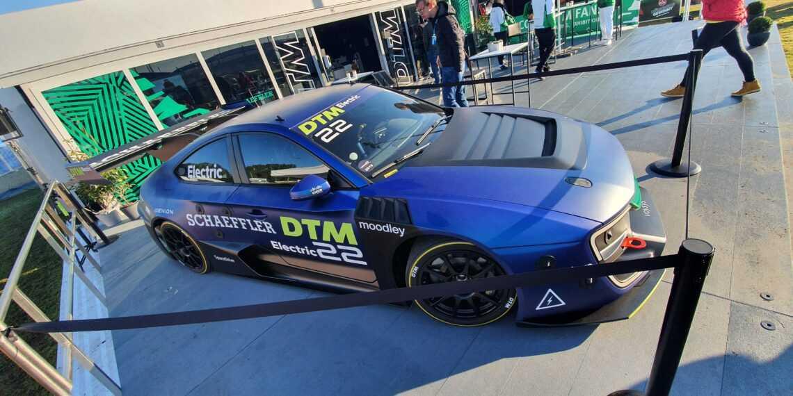 DTM Electric Prototyp 2020
